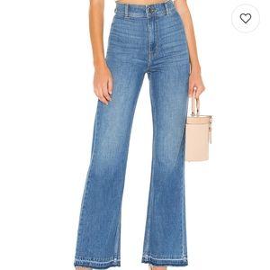 Mindy High Waist Flare Jeans
